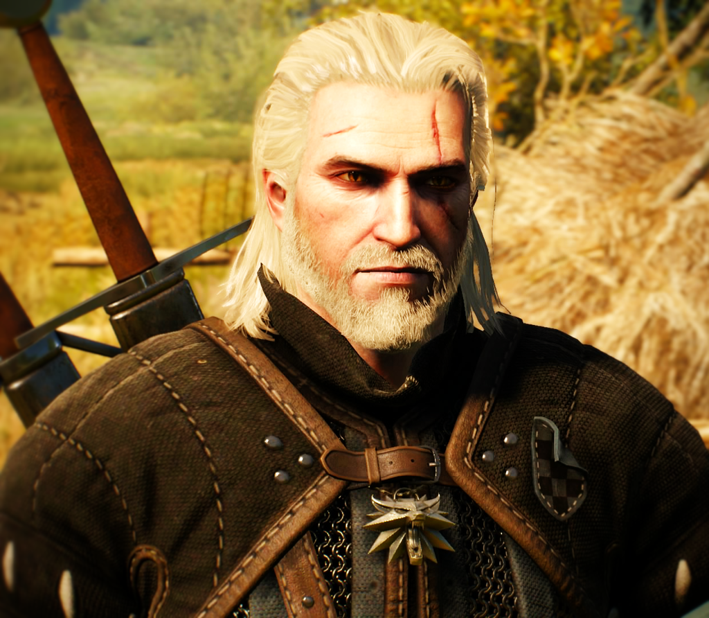 geralt of rivia by - photo #19