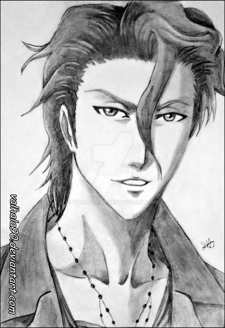 Aizen by Valhala90