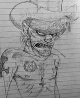More Murdoc studies, I guess? by jhgmz