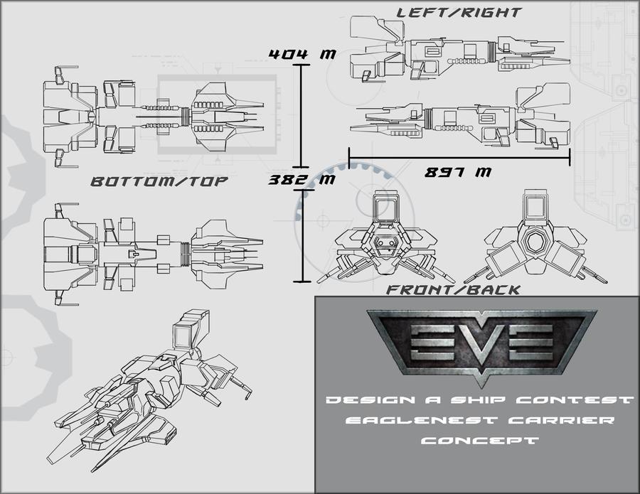 EagleNest Concept by AlexKende