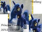 Princess Luna plush toy