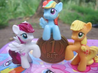 One Equestrian Bit