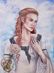 Desdemona (Othello) by snowball005