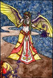 Morgana by LurkingSpork