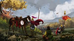 Battle of the Frigidus, 394 AD