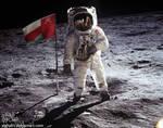 :: Moon Landing Spoof ::
