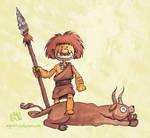 Prehistoric Hunter