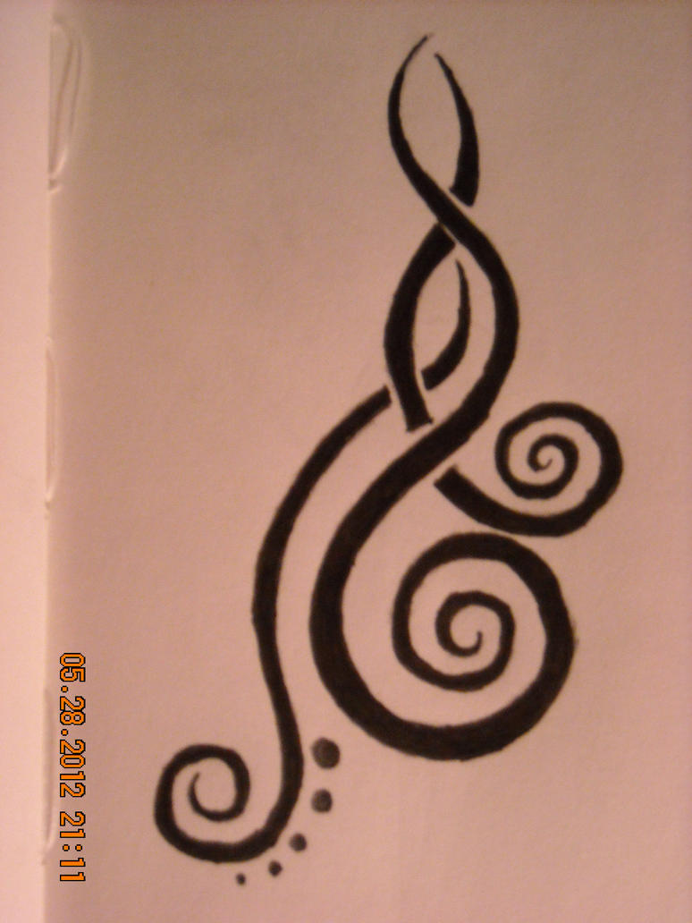 Tribal swirls 1 by iamthecrazymonkey on deviantart for Swirl tattoo designs