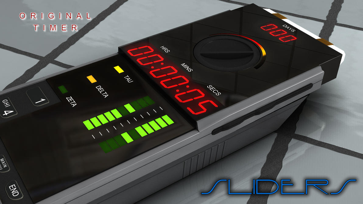 Sliders Timer - Final 9 by user4574