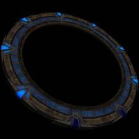 The Atlantis Stargate - Shot 1 by user4574
