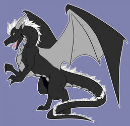 My dragon Zyon