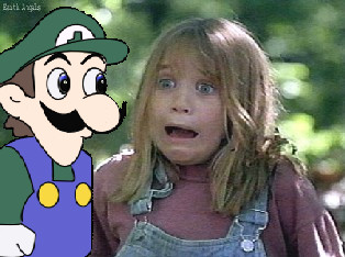 Weegee And A Little Girl by 1Dimentiosuperfan1