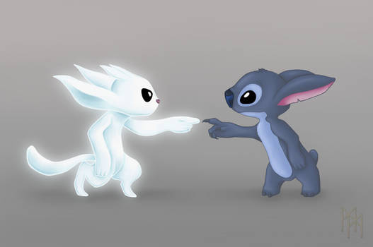 Meeting: Ori and Stich