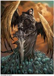 Angel Of Death by ashrumm
