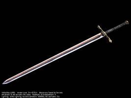 Mercenary sword by Sennek