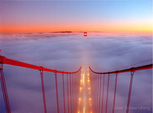 The Golden Gate to Heaven
