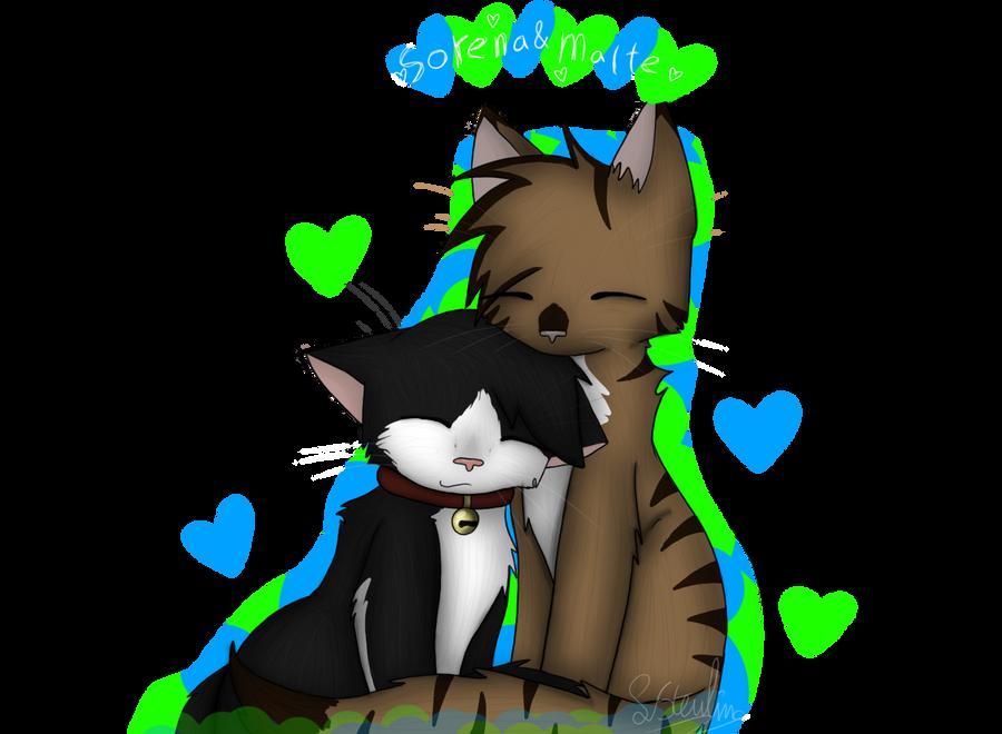 Sweet hugs by Sisa611