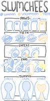 Slumchees Rarity Guide
