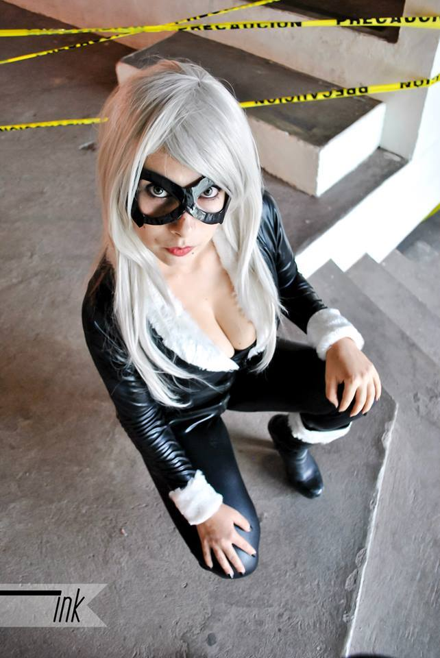 black cat marvel by ary-neko