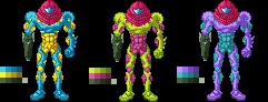 Fusion suit WIP by kenji-imatake