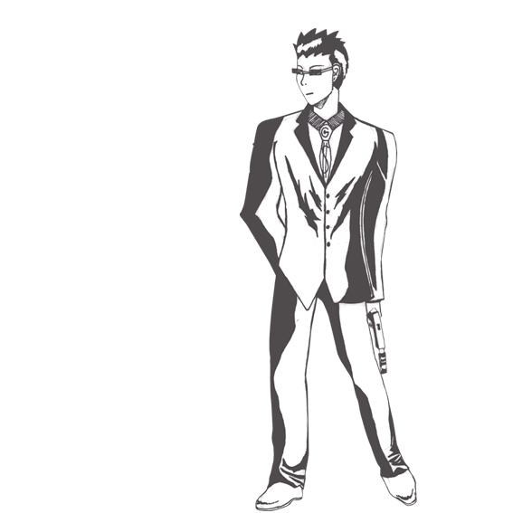 an mafia sort of guy by hajkafro