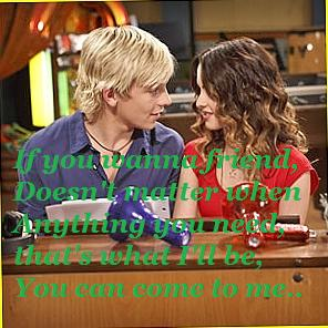 Austin and ally come to me