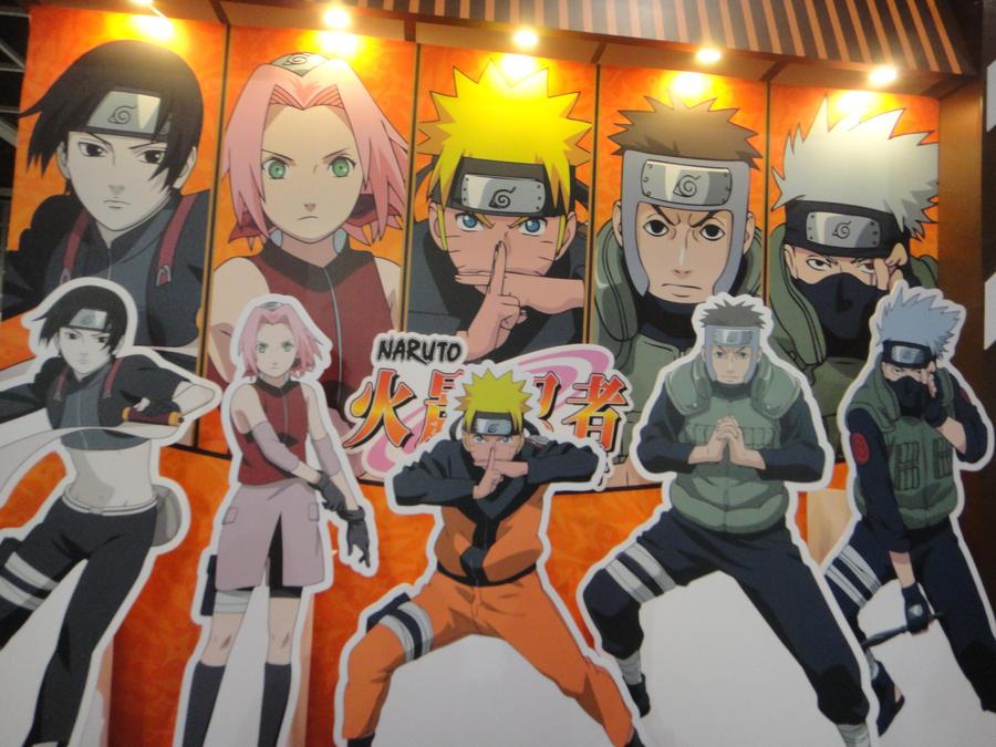 Naruto At Hong Kong Anime Con By Ninjaotakustalker