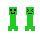 Smiling Creepers by Ninjaotakustalker
