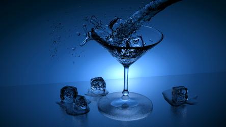 Liquid and Ice by MissSweeda