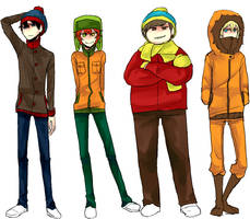 South Park by sujk0823