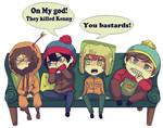 South Park:club sofa