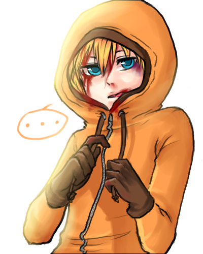 South Park Anime Kenny X Kyle As we all know, kenny is a kid