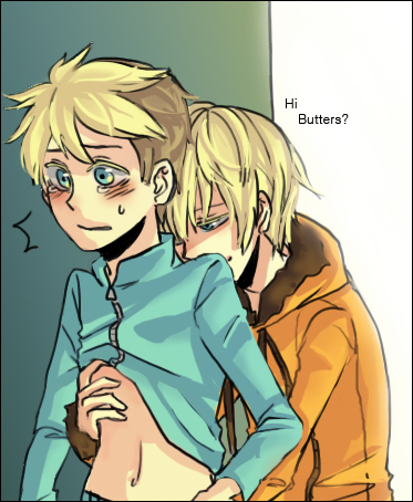 South Park Anime Kenny X Kyle South park : kenny x butters