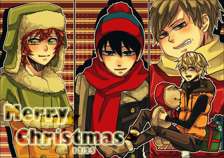 South Park : Merrty Christmas by sujk0823 on DeviantArt