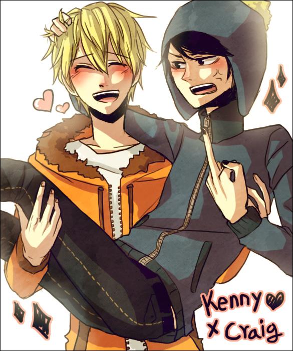 South Park Anime Kenny X Kyle South park : kenny x craig 6