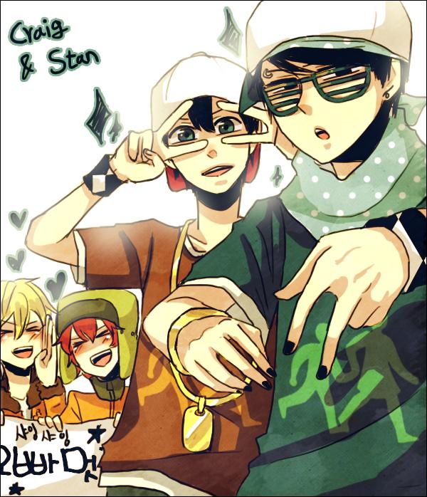 South Park Anime Kenny X Kyle South park : craig x stan 2 by
