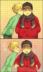 South Park : Cartman X Butters by sujk0823