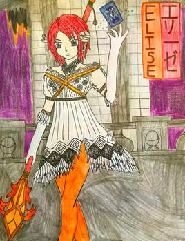 Shin Megami Tensei Persona 6 Princess Elise