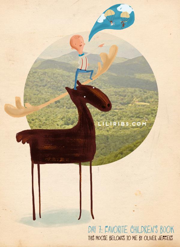 30DDC Day 7: Favorite Children's Book by liliribs