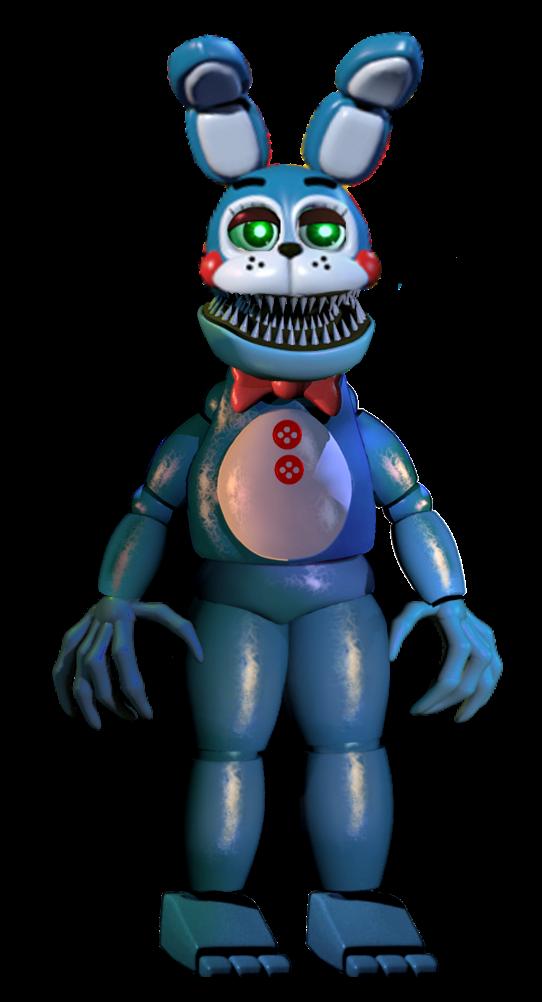 Nightmare Toy Bonnie By Pipsqueak737 On Deviantart