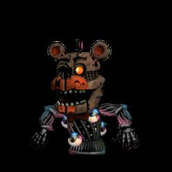 Adventure Molten Freddy by Pipsqueak737