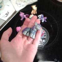 Maud Pie (polymer clay figurine) -2