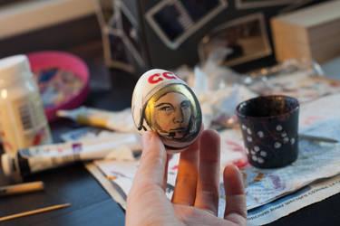 Yuri Gagarin easter egg