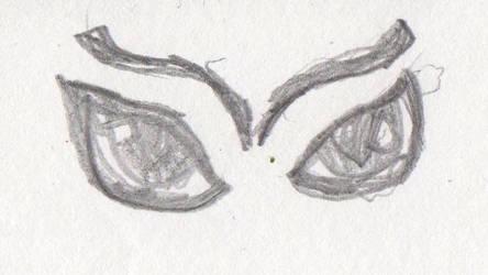 Fighting eyes