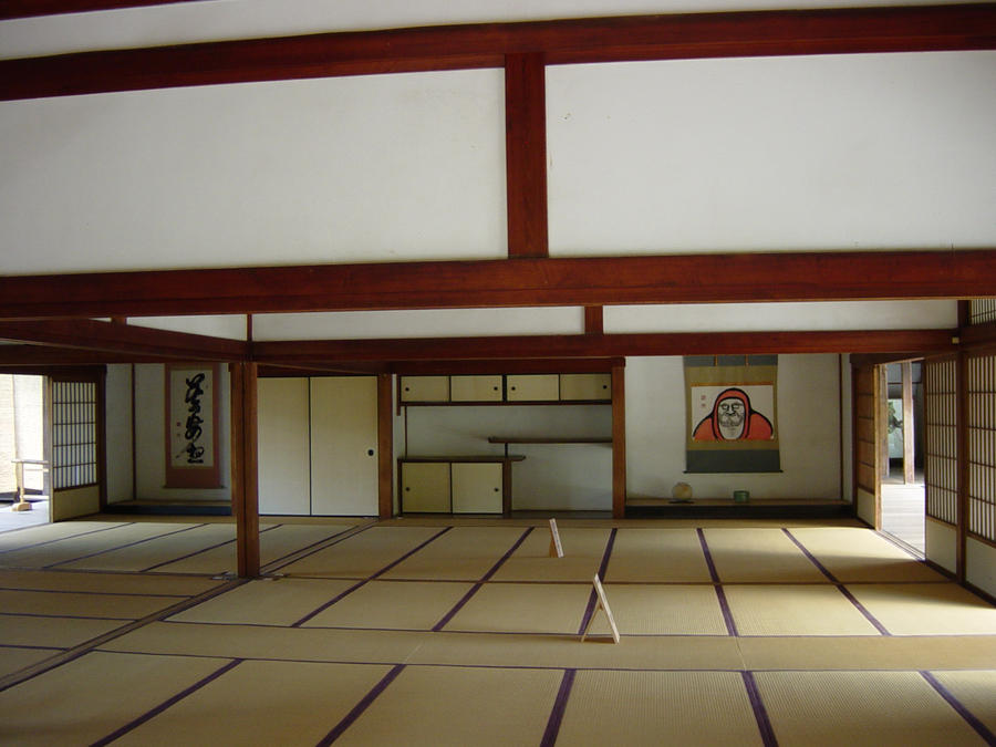 Japanese tatami room by gammill on deviantart - Tatami japones ...
