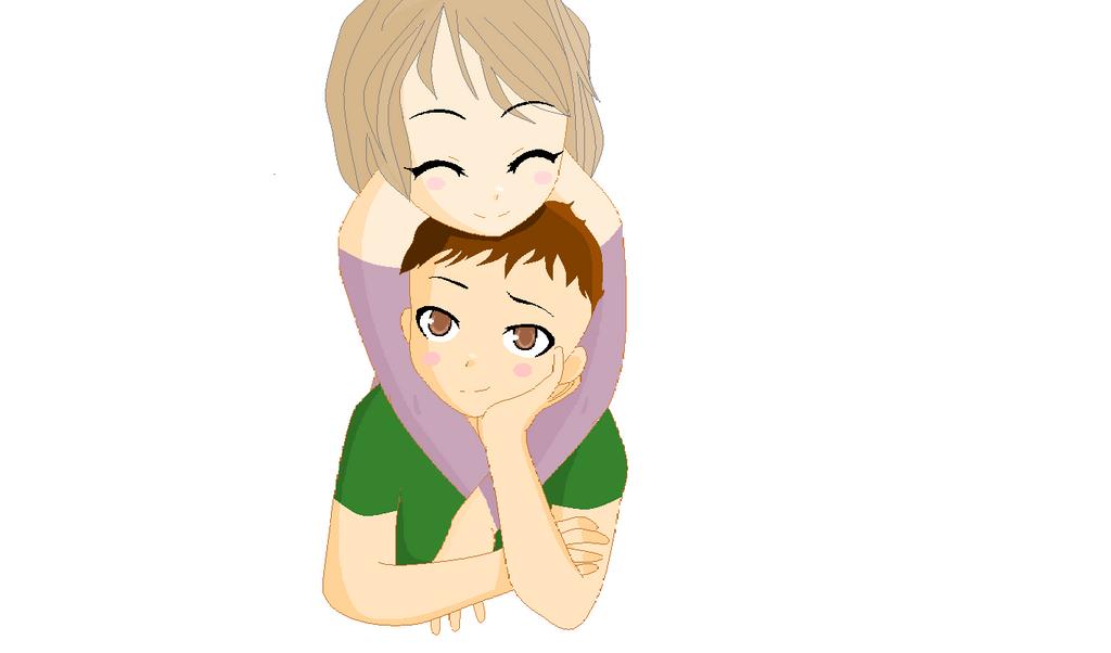 Anime-Best Friends~JR + Me by Wolfeystars22 on DeviantArt