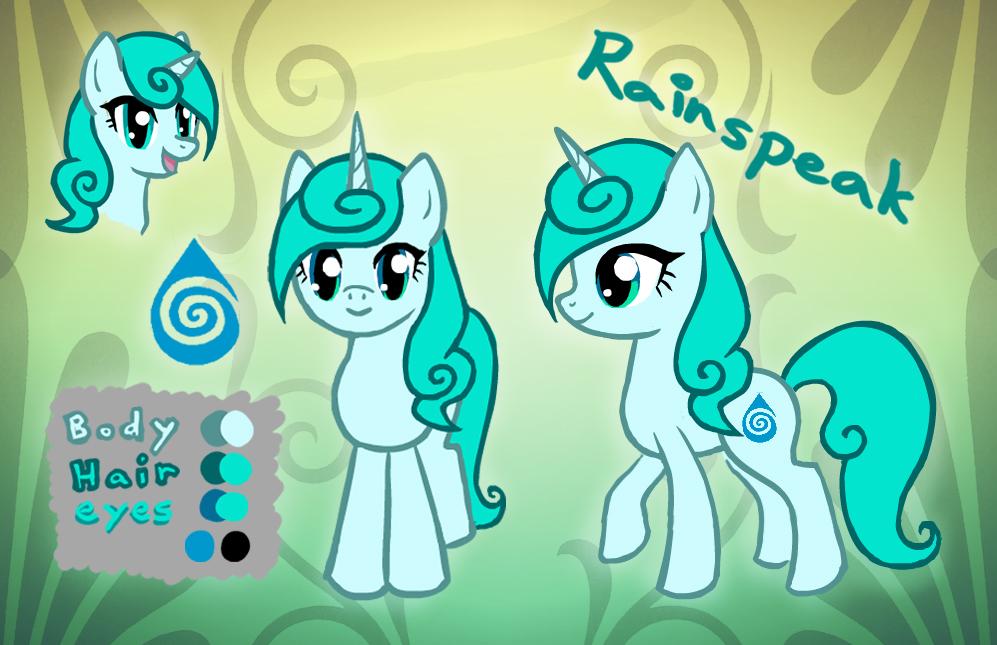Rainspeak Ref by Rainspeak
