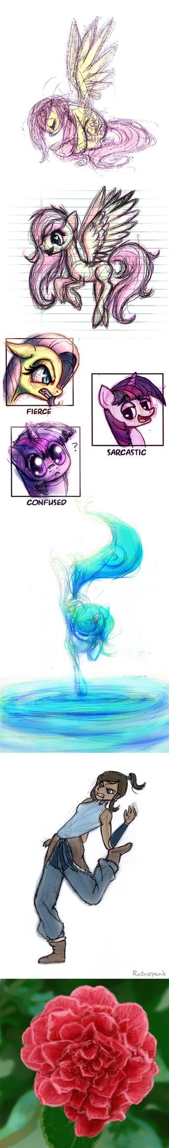 Artdump 8 by Rainspeak
