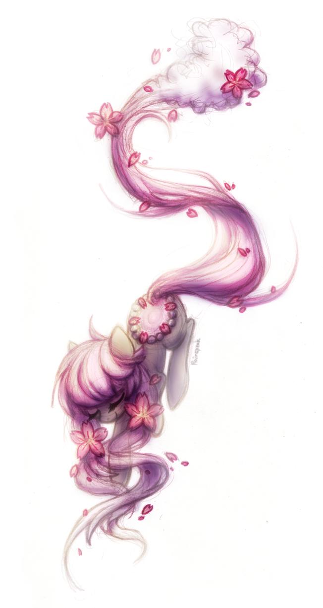 Blossom Wind by Rainspeak