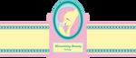 Tea Tin Label: Fluttershy by Rainspeak